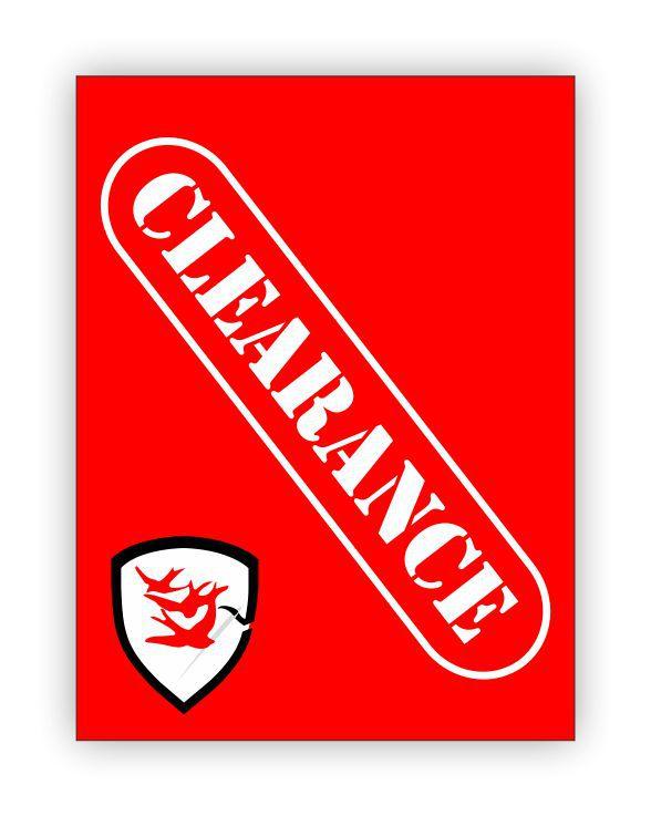 Birds Clearance