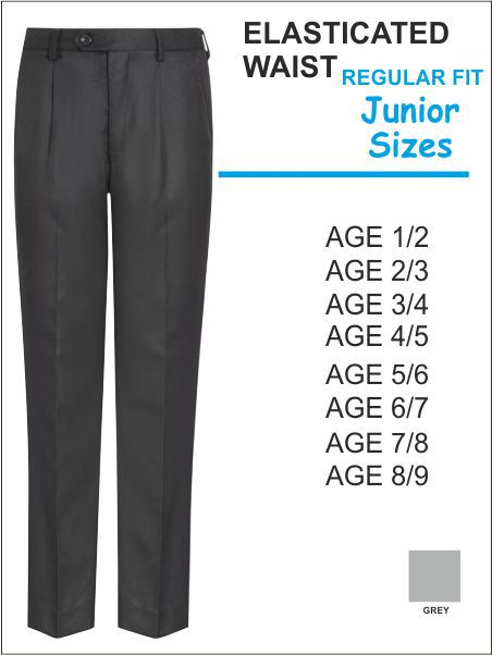 Junior Ew Trouser Grey