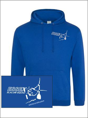Essex Slalom Royal Hoody