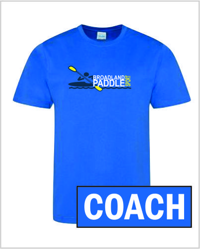 Royal Coach Tech Tee