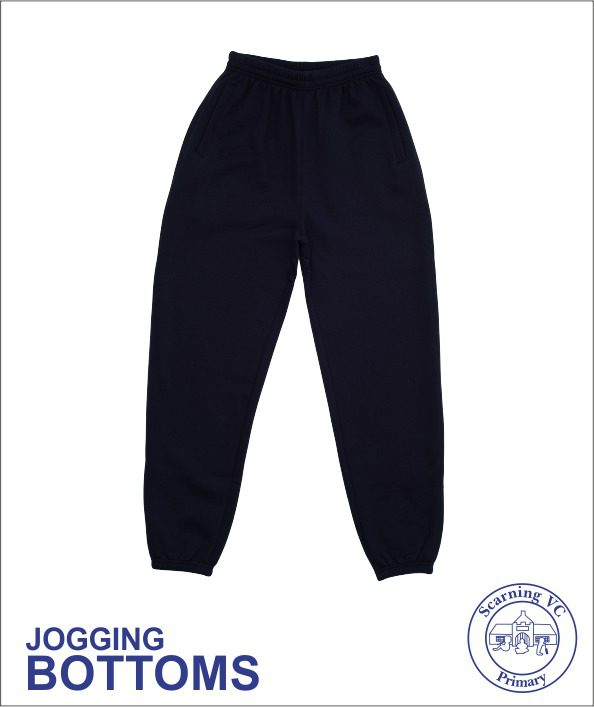 Plain Jog Pants
