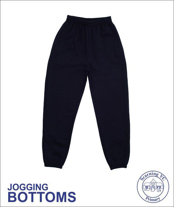 Plain Jog Pants