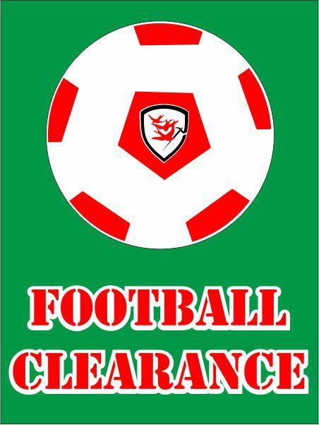 Football Clearance