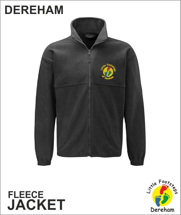 Dereham Staff Fleece