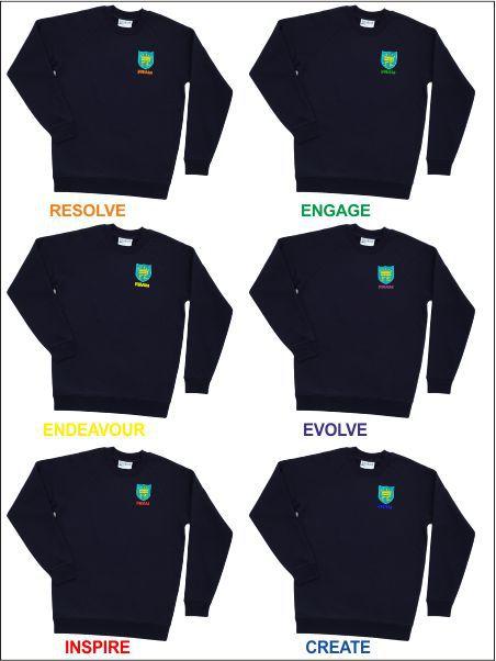 Framingham Earl School House Sweatshirt