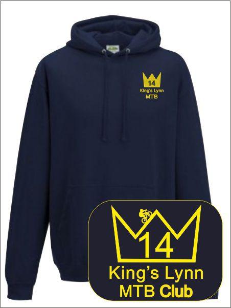 Kings Lynn Mtb Hoodie