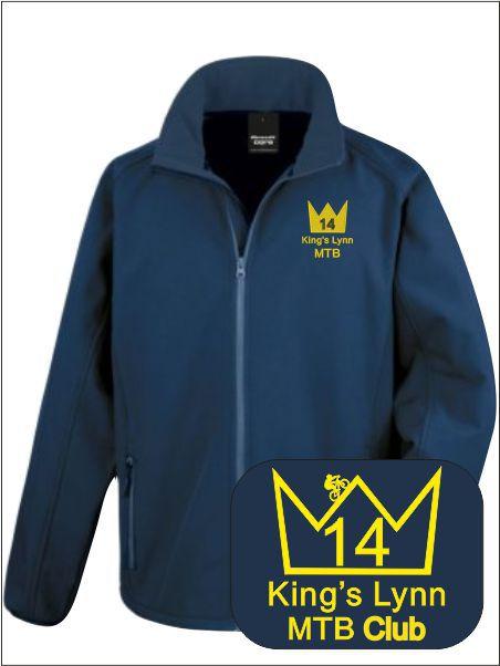 Kings Lynn Mtb Softshell