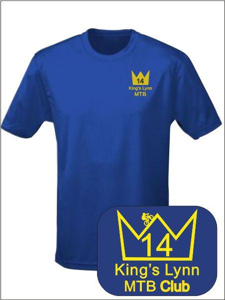 Kings Lynn Mtb Tee