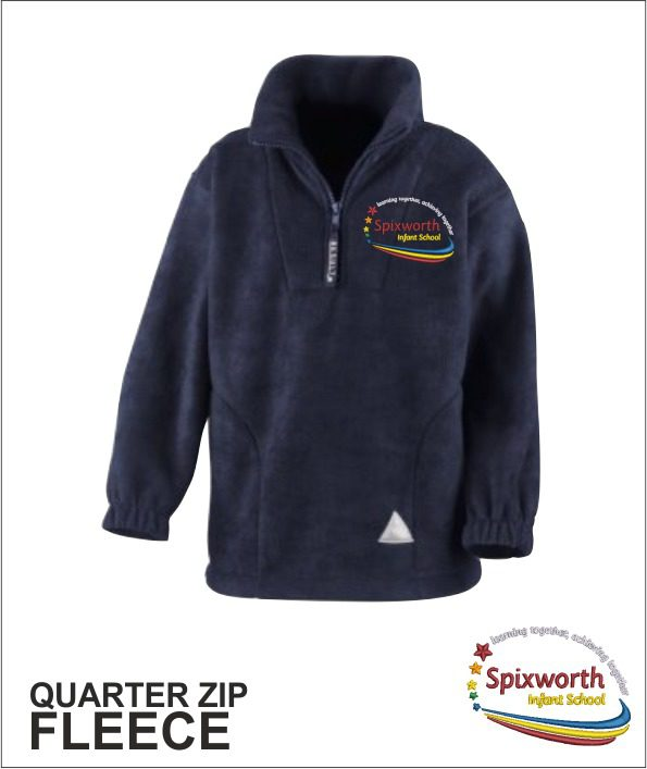 Q Zip Fleece