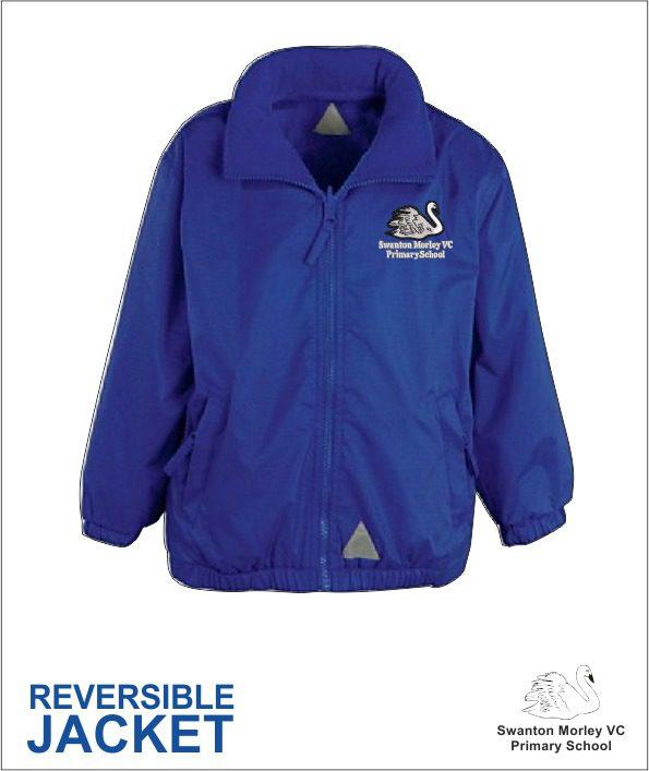 Swanton Morley Primary Reversible Jacket