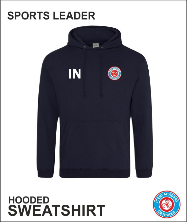 Sports Leader Hoody Front
