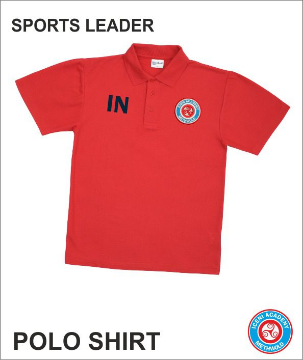 Sports Leader Polo Front
