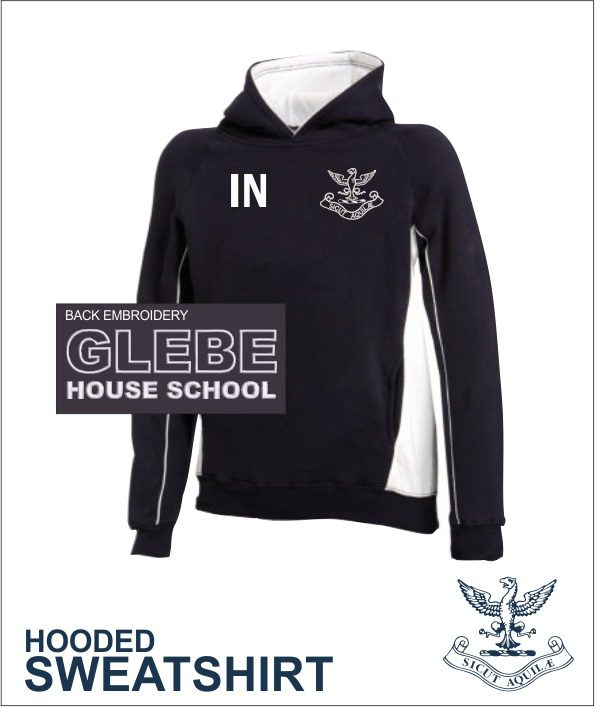 Sports Hoody Front