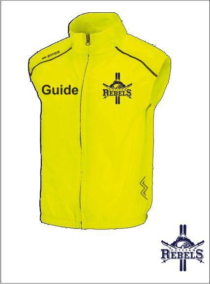 Guide Hi Viz Front Yellow