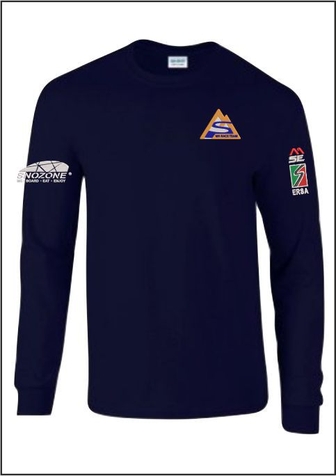 Long Sleeve Tee Front