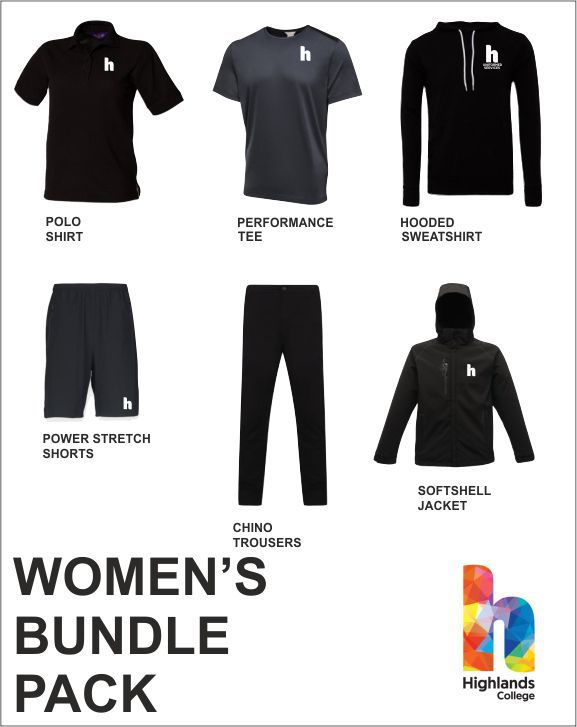 Womens Bundle Pack