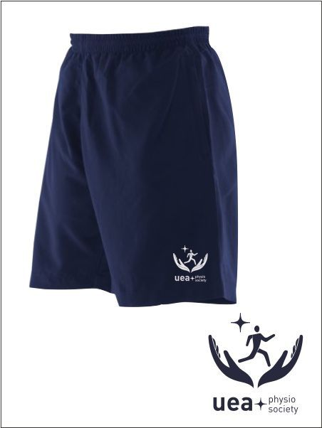 Uea Physio Society Mens Shorts