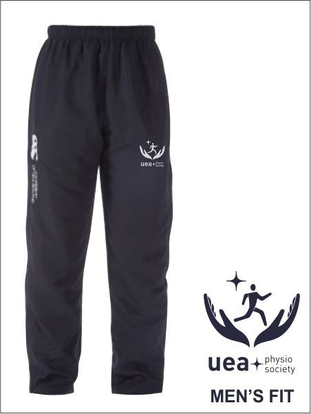 Uea Physio Society Mens Track Pants
