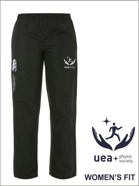 Uea Physio Society Womens Track Pants