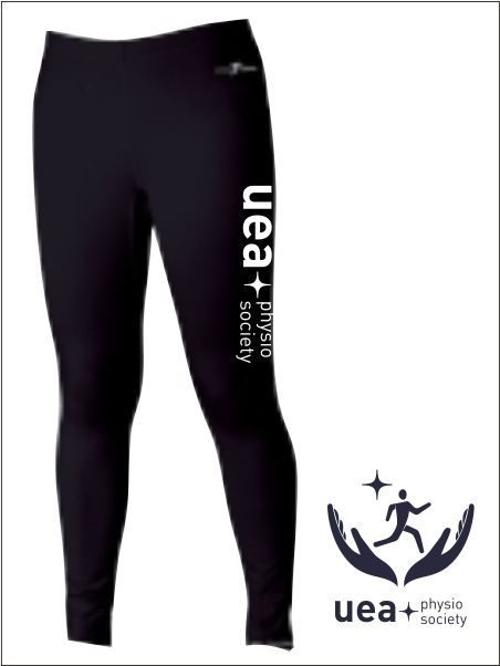 Uea Physio Society Leggins