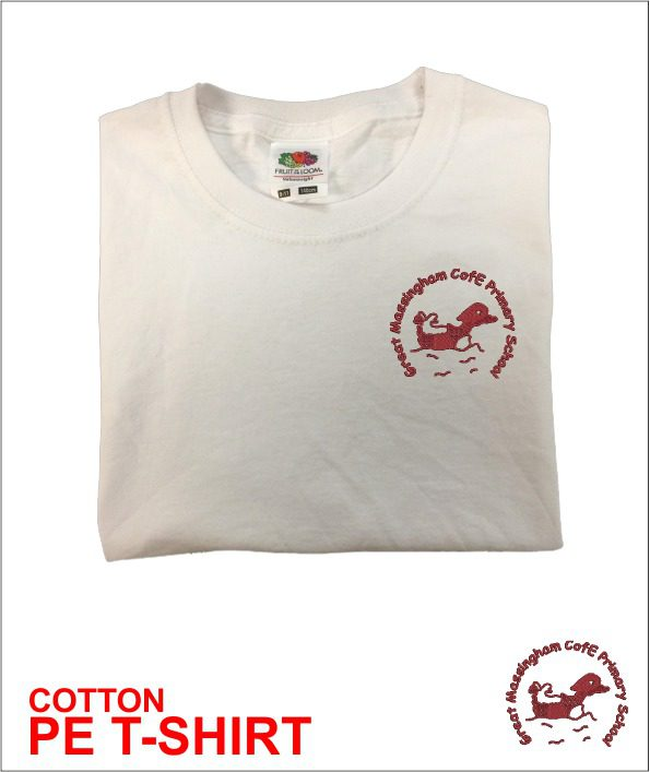 Cotton Pe T Shirt