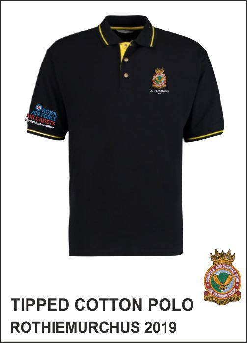 Rothiemurchus 2019 Tipped Polo