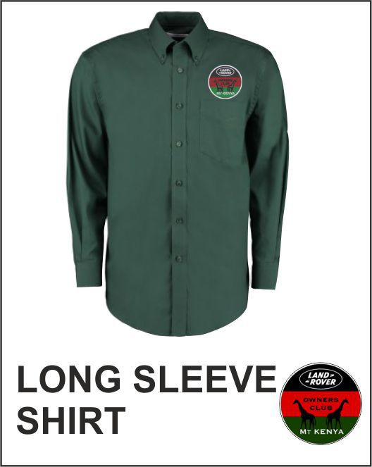 Long Sleeve Shirt Green