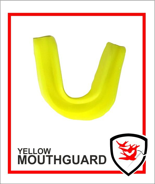 Mouthguard Yellow