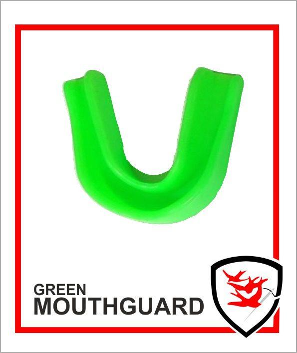 Mouthguard Green