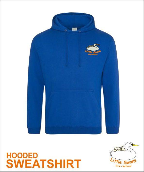 Hoody Blue