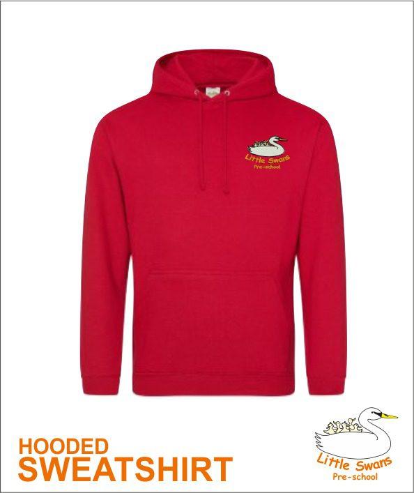 Hoody Red