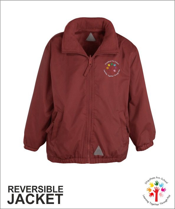 Staff Reversible Jacket