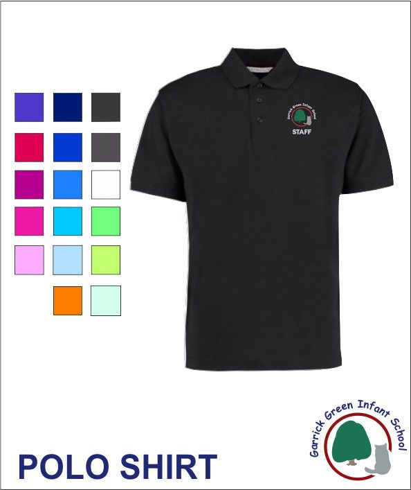 Staff Polo Mens