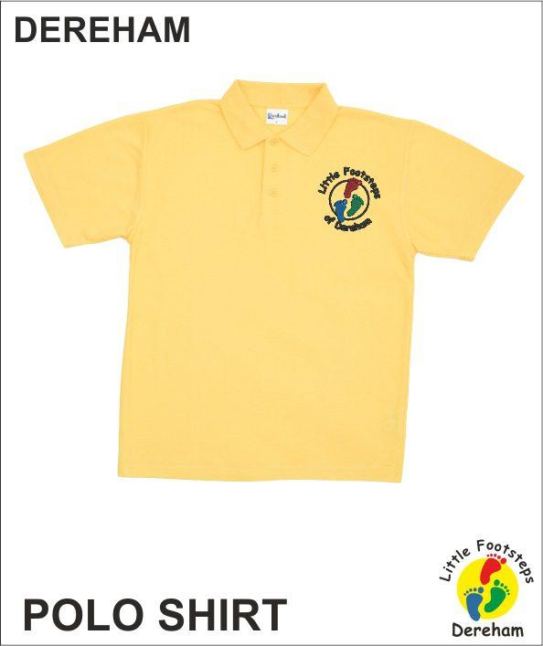Staff Polo - Yellow