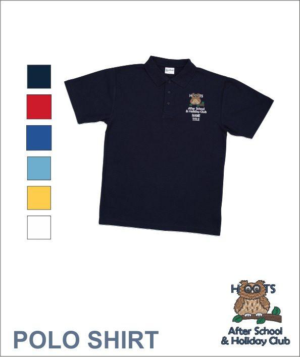 Hoots Staff Polo