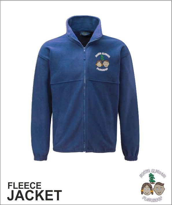 Fleece Jacket - Royal