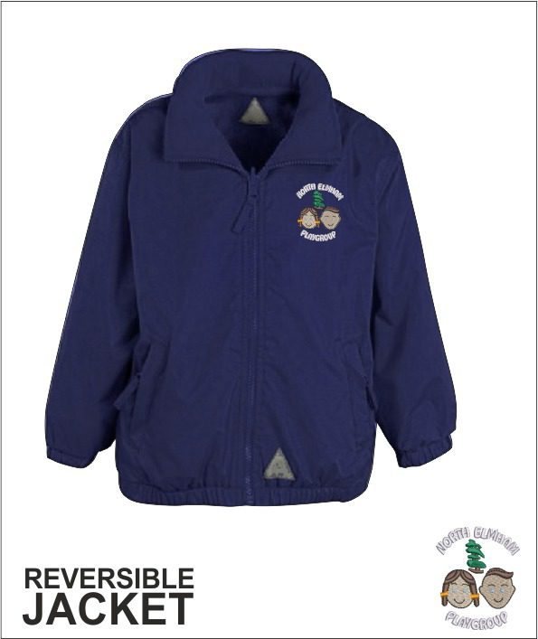 Reversible Jacket Navy