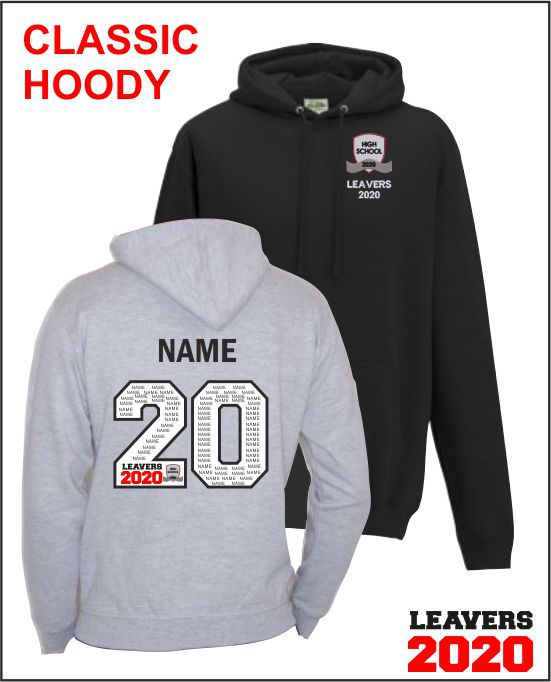 Leavers 2020 Hoody