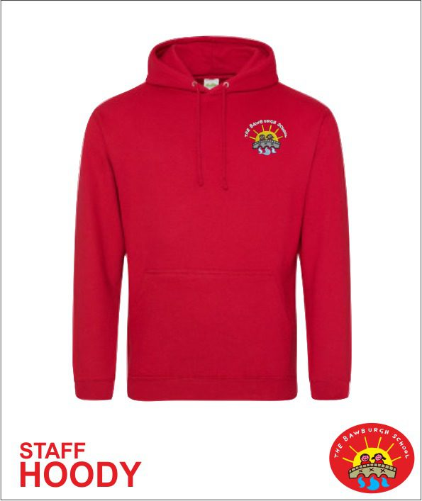 Staff Hoody - Front