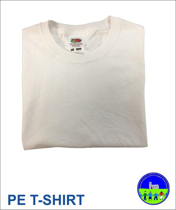 PE T-SHIRT White