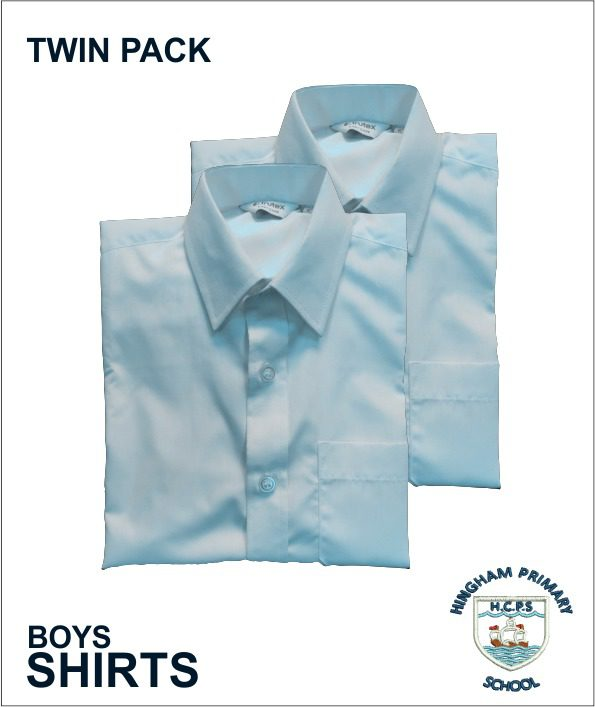 Boys Shirts - Sky