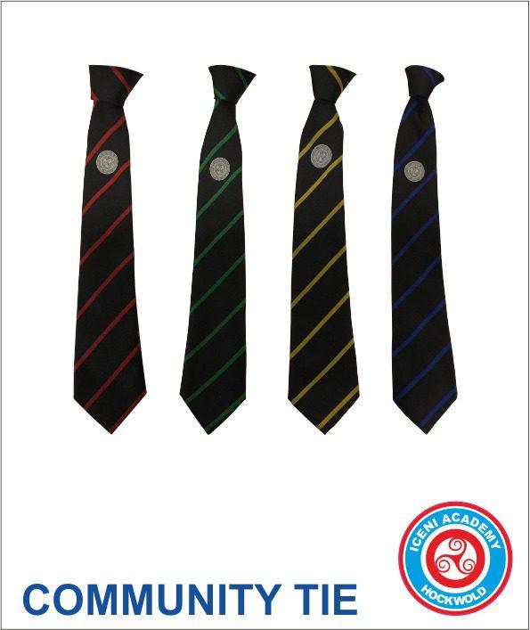 Hockwold Tie