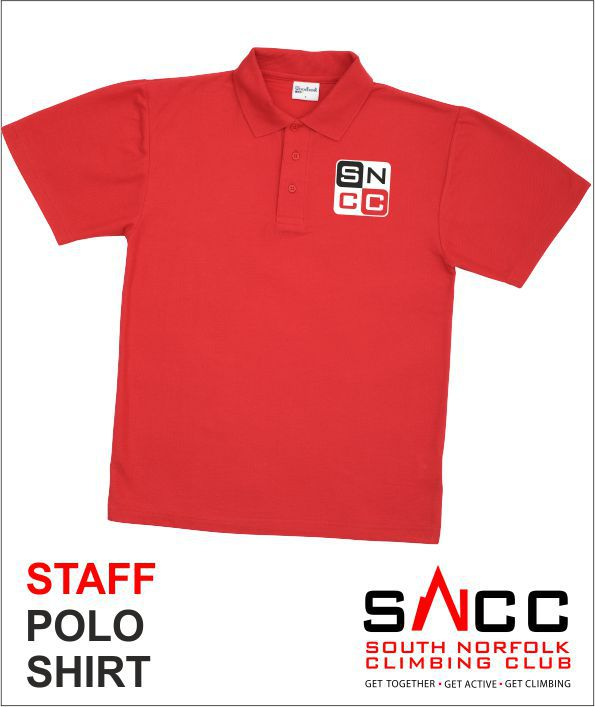 Staff Polo Front