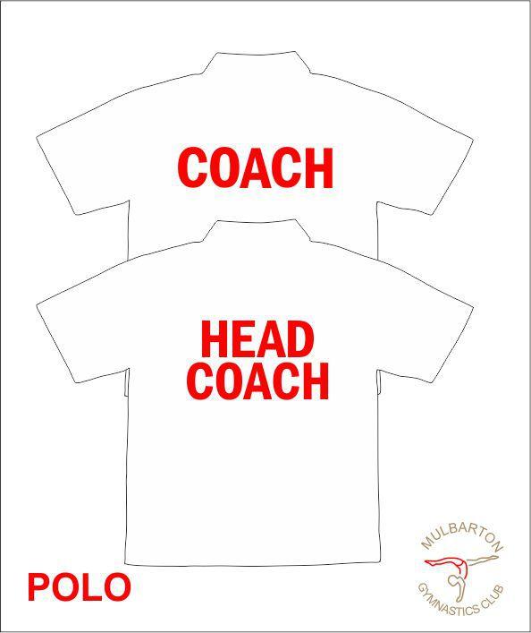 Coach Polo Back