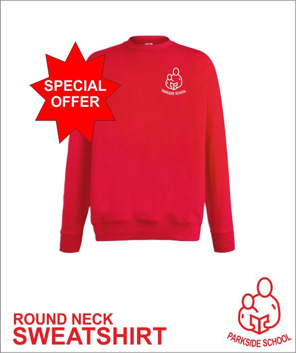 Clearance Sweathsirt Red