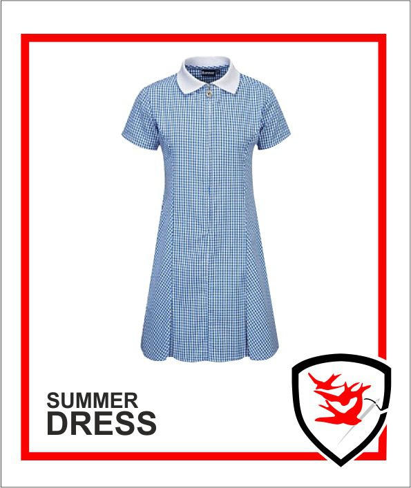 Summer Dress - Royal