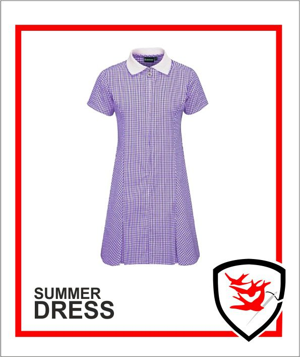 Summer Dress - Purple