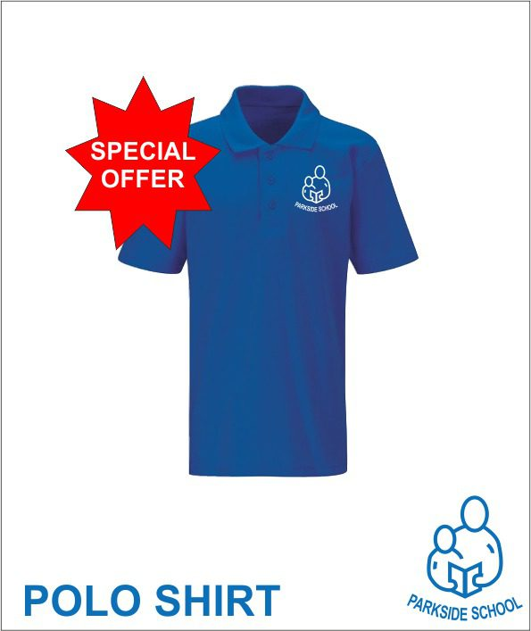 Clearance Polo - Royal
