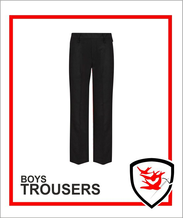 Boys trousers - Black