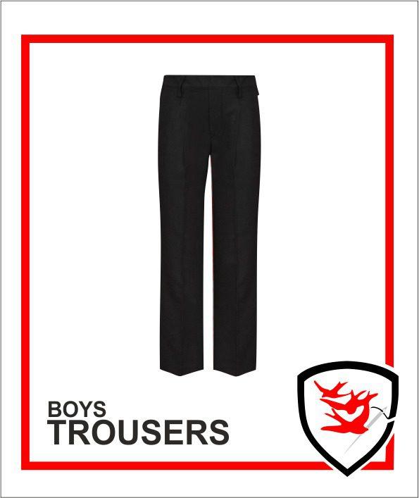 Boys trousers - Black